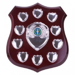 10 years Illustrious Annual Shield